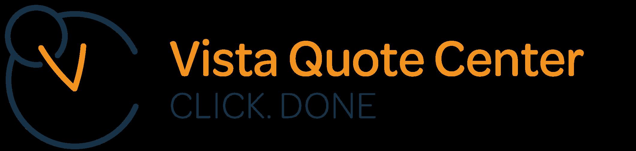 Vista Quote Center logo